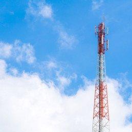 Antenna Industriale di ricezione e invio segnali radio